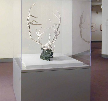 National Gallery of Canada, Deer Head cabinet
