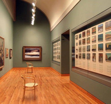 National Gallery of Canada, Group of Seven showcases