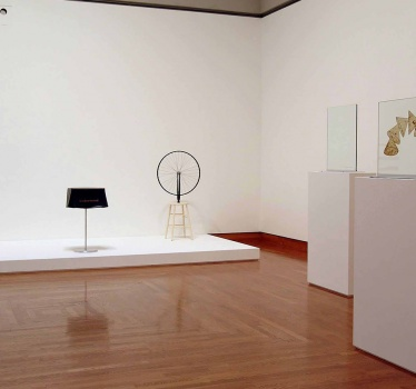 National Gallery of Canada, Marcel Duchamp installations