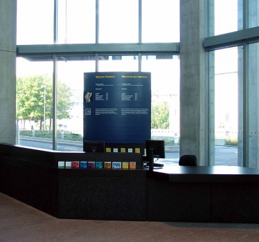 National Gallery of Canada, membership desk