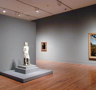 National Gallery of Canada, Renaisance exhibition