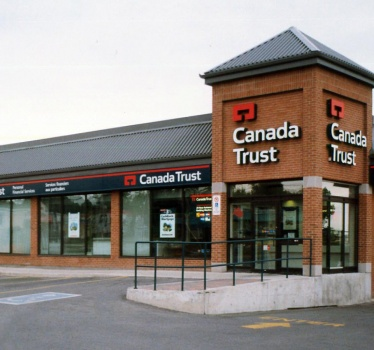 Addition to Canada Trust, Blair and Montreal, Ottawa