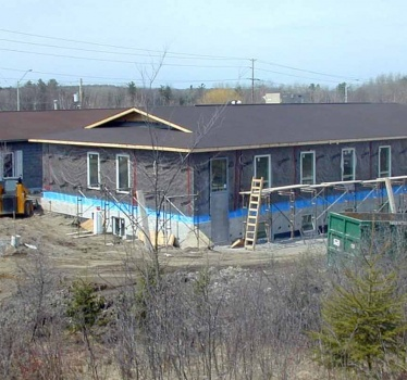 New building for Lafarge, Blackburn Hamlet, Ottawa