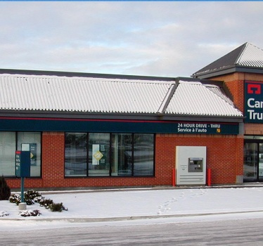 New Canada Trust branch, 10th Line and Innes, Ottawa