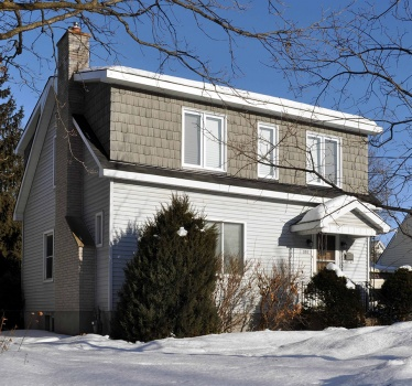 New upper floor, private residence, Westboro, Ottawa