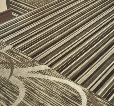 Corridor carpet replacement, Radisson Hotel, Ottawa