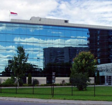 Embassy of Indonesia, Ottawa (Philip Piazza Architect)