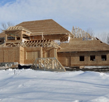 New custom home, Carp, Ontario